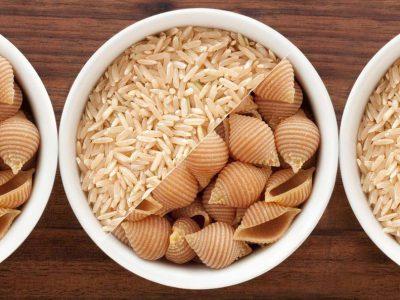 برنج در مقابل پاستا - کدام بهتر است