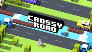بازی Crossy Road - جاده های پر خطر