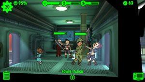 بازی اندروید Fallout Shelter - فالاوت شلتر