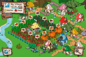 دانلود بازی اندروید Smurfs' Village - دهکده اسمورف ها
