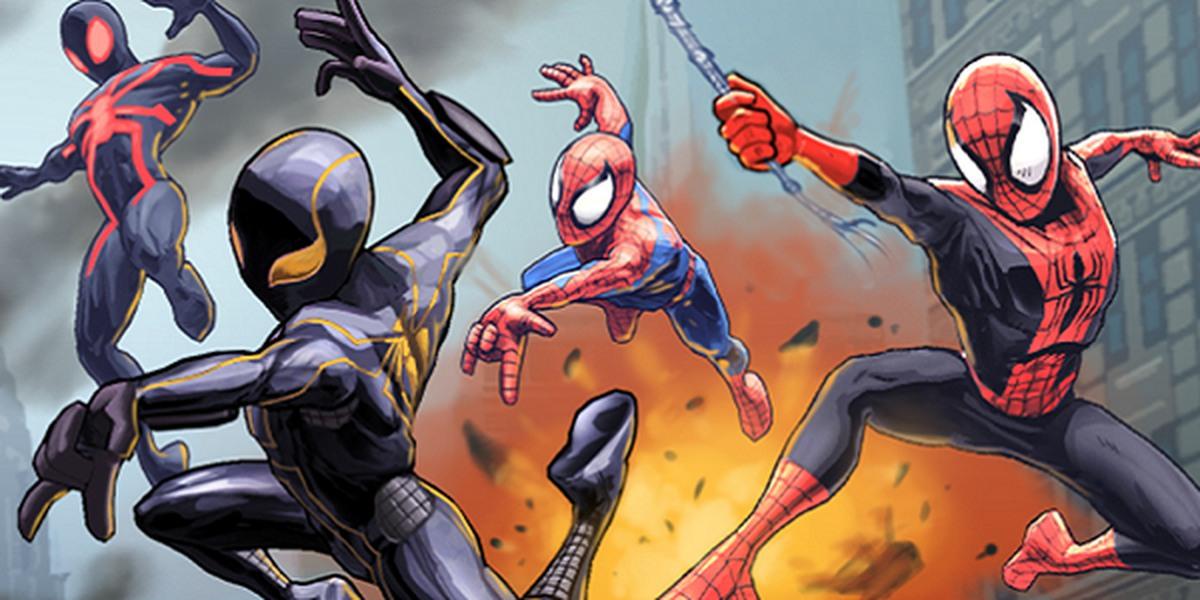 دانولد بازی اندروید Spider-Man Unlimited- مرد عنکبوتی: بدون مرز