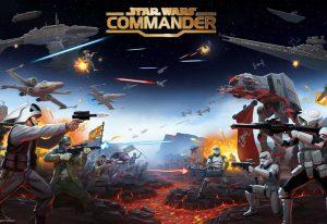 دانلود بازی اندروید جنگ ستارگان star wars
