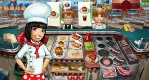 بازی Cooking Fever – تب آشپزی