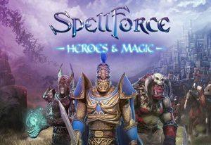 بازی SpellForce Heroes Magic – نیروی جادویی
