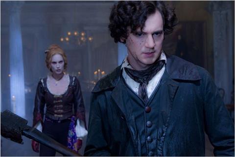 دانلود فیلم خون آشام ترسناک آبراهام لینکلن: شکارچی خونآشام - Abraham Lincoln: Vampire Hunter