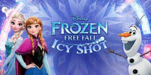 بازی Disney Frozen Free Fall – عصر یخی