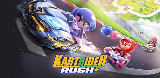 دانلود بازی KartRider Rush+ -کارت رایدر راش پلاس