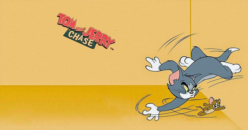 بازی اندروید آنلاین Tom and Jerry Chase