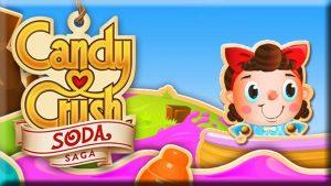 بازی Candy Crush Soda Saga – پازل آبنبات سودا