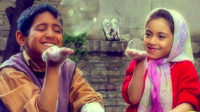 فیلم سینمایی بچههای آسمان