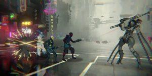 بازی ارز دیجیتال نئون دیستریکت (Neon District)