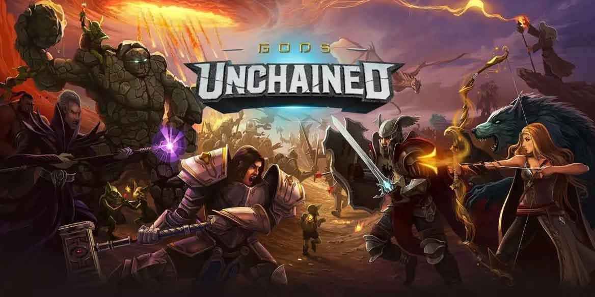 بازی کریپتویی گادز آنچیند (Gods Unchained)
