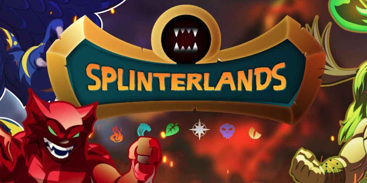بازی ارز دیجیتال اسپلینتر لند (Splinter Land)