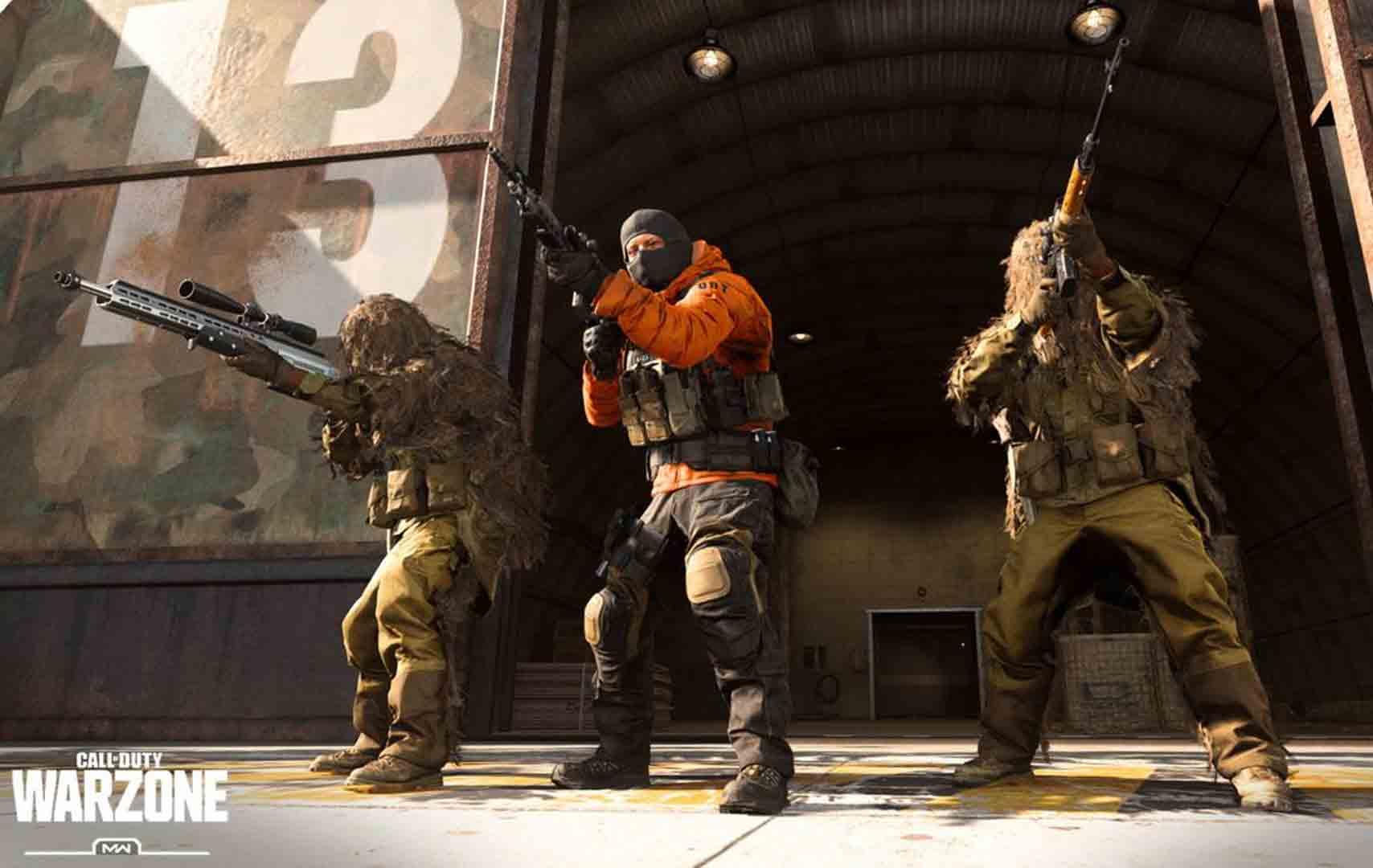 صفر تا صد بازی Call of Duty: Warzone
