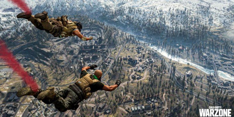 سیستم پیشنهادی مورد نیاز بازی Warzone